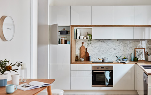 10 Tricks To Get More Out Of Your Kitchen Space Houzz Au