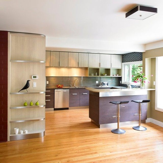 Kitchen Installs contemporary kitchen