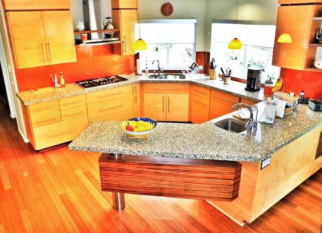 Kitchen Installs eclectic-kitchen