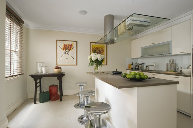 Http Www Houzz Com Au Photos 2272194 Kitchen Interior Design Knightsbridge London Contemporary Kitchen London