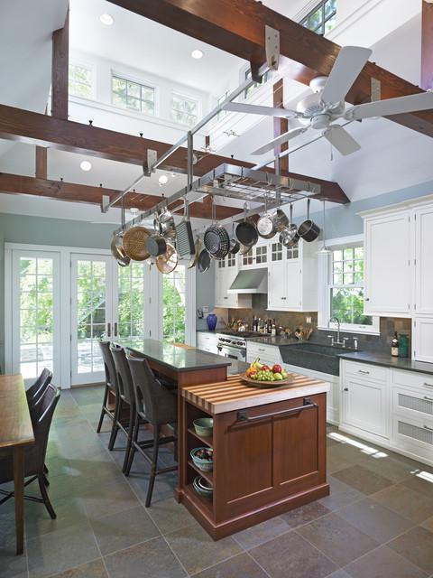 Kitchen interior transitional-kitchen