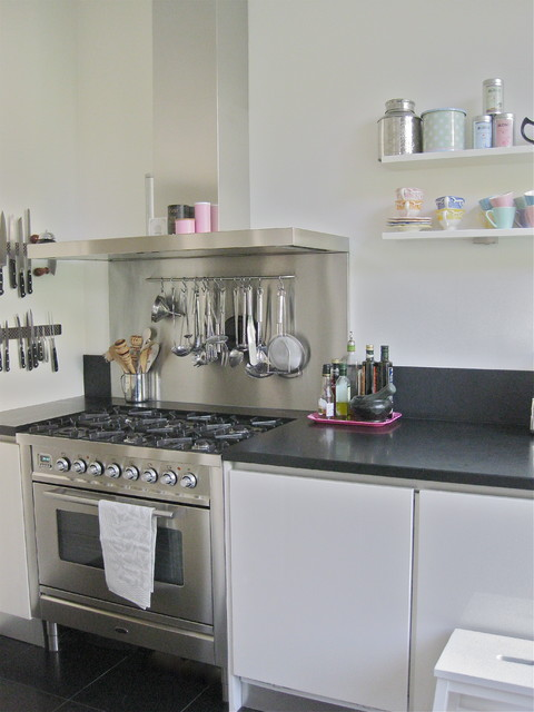 Home Above The Range Smart Uses For Cooktop Space