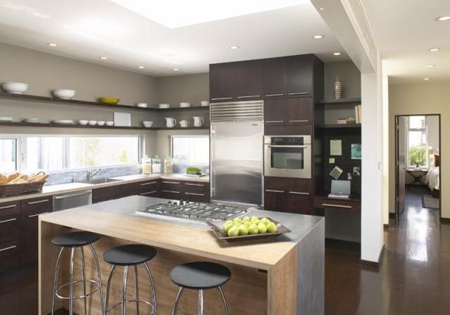 Kitchen Island 3 - Contemporary - Kitchen - Other