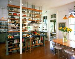 Kitchen Island industrial-kitchen