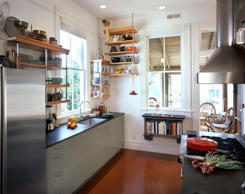 Cork Flooring: A Stylish & Sustainable Kitchen ...