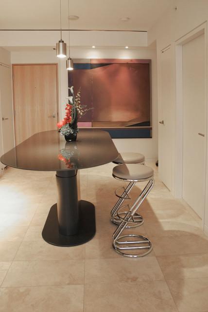 Kitchen Island by Dada contemporary-kitchen