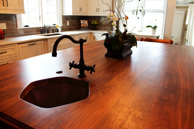Kitchen Island Prep Sink