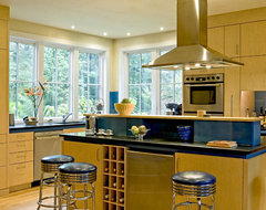 Kitchen Island contemporary kitchen