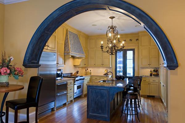 Kitchen traditional kitchen richmond by jennifer for Bathroom interior design richmond va