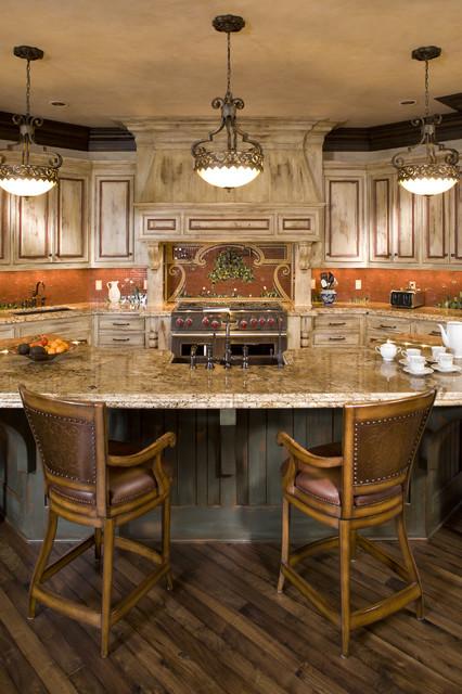 Kitchen Rustic Kitchen Minneapolis By John Kraemer