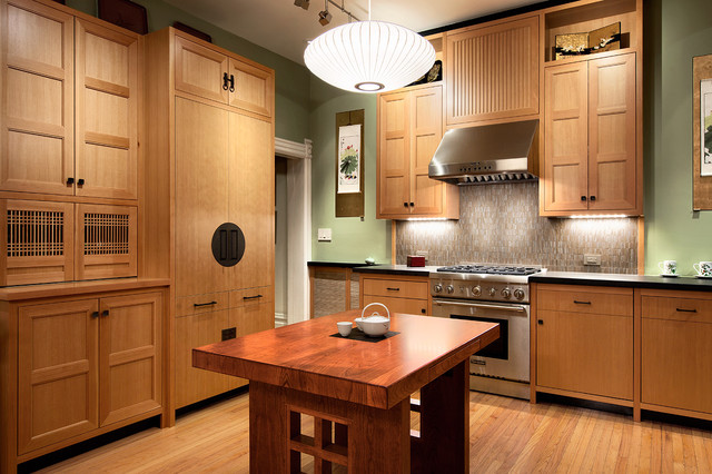 KITCHEN - Asian - Kitchen - San Francisco - by John Lum ...