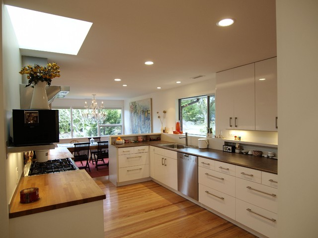 kitchen midcentury-kitchen