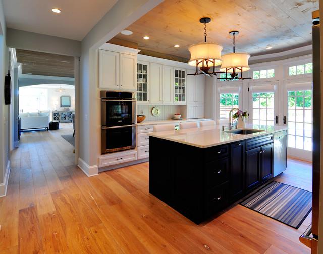 Kitchen farmhouse kitchen providence by jps for Brammer kitchen cabinets