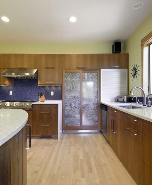 Kitchen Layout, Already Framing