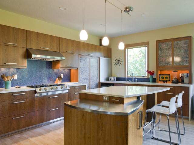 Kitchen Karma - Modern - Kitchen - portland - by 2fORM Architecture