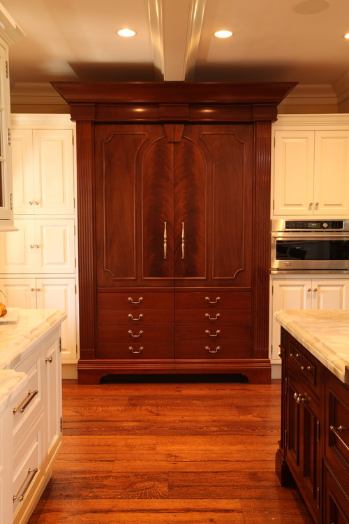 mimic furniture with custom panel refrigerators fridge dimensions. Black Bedroom Furniture Sets. Home Design Ideas