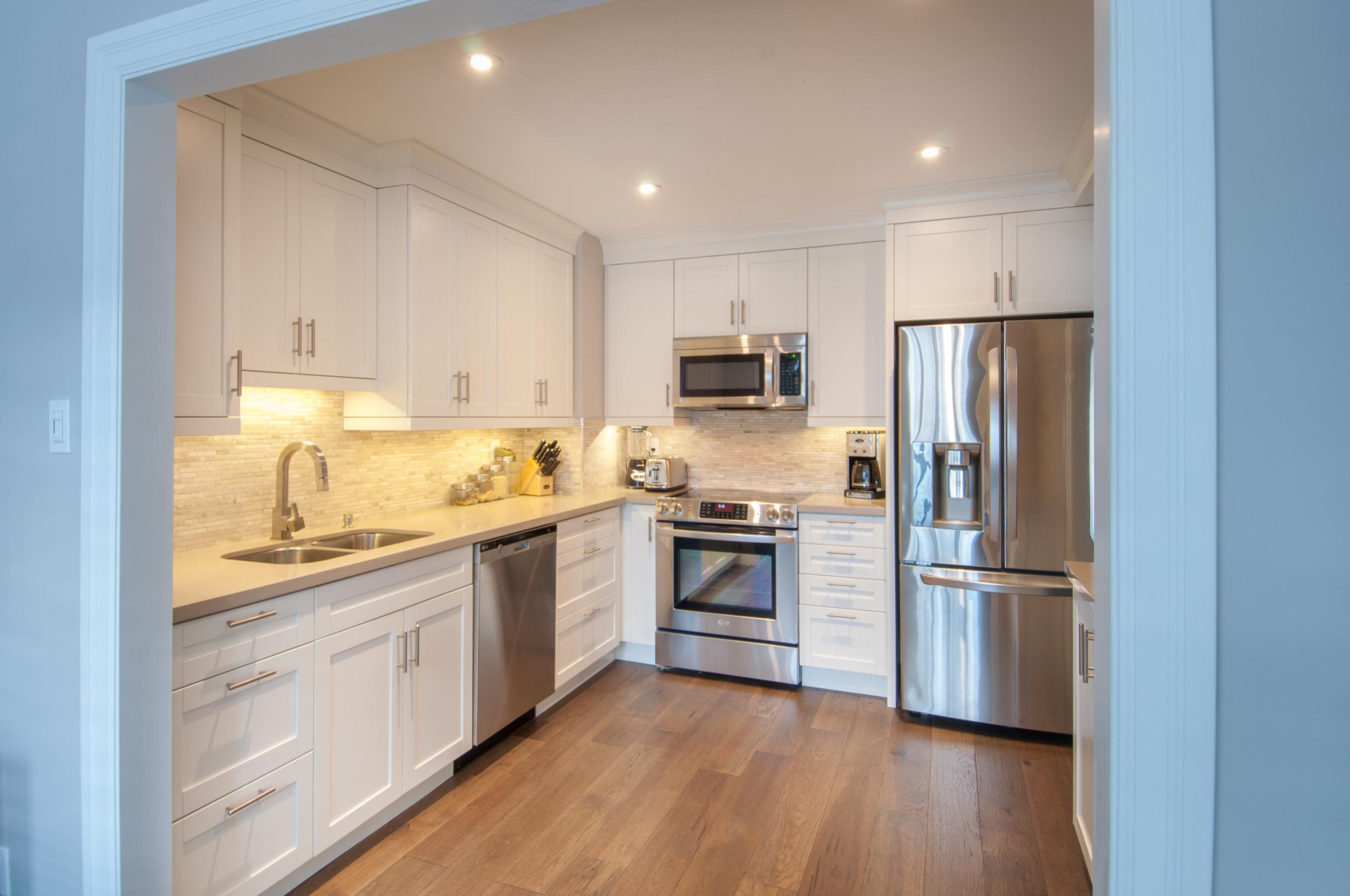 Kitchen Lakeshore Burlington