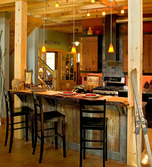 Kitchen Reclaimed Wood