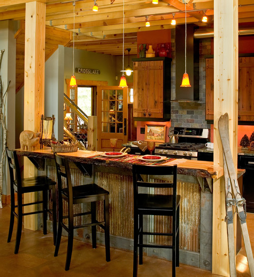 2014 Western Decorating Trends: Rustic Decor