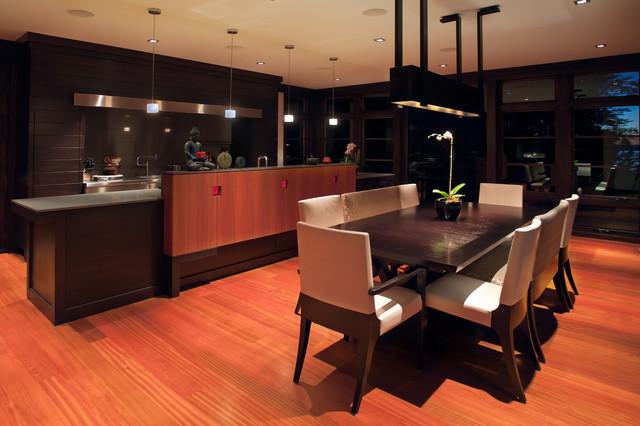 Kitchen asian-kitchen
