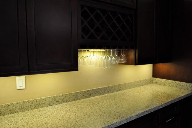 Kitchen Led Lighting Inspired Traditional