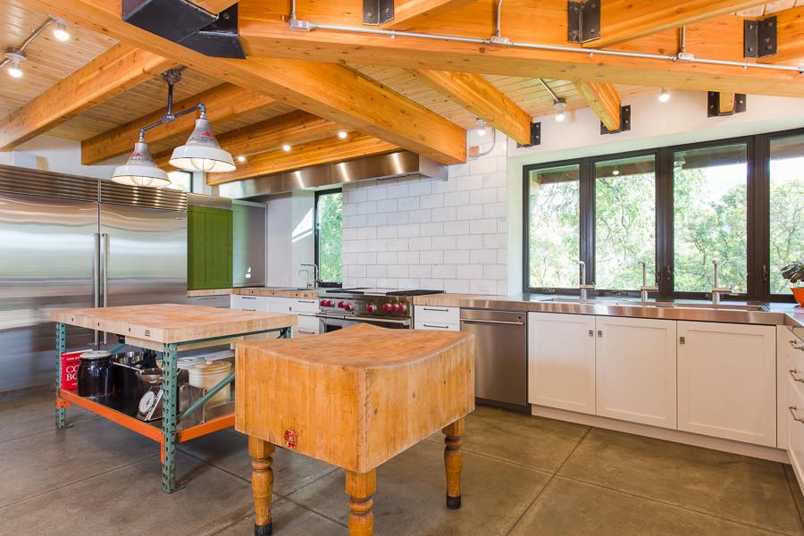 Kitchen- LEED Platinum