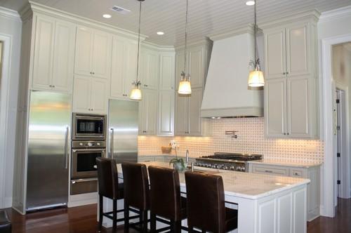 Cupboards Kitchen and Bath: White Kitchen Sunday ...