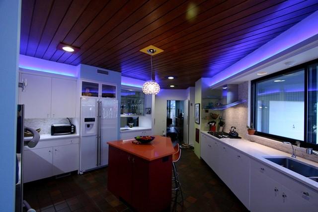 Kitchen Light contemporary-kitchen