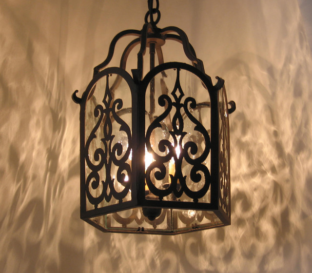 Kitchen lighting mediterranean kitchen los angeles for Mediterranean lighting fixtures
