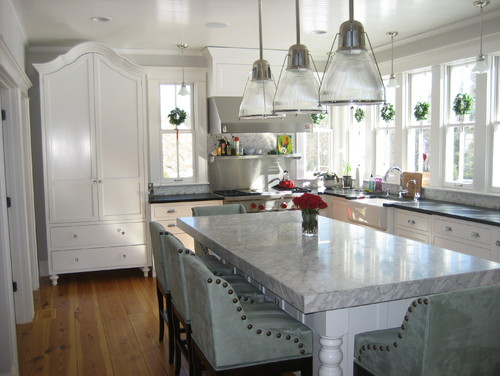 Dimensions of kitchen island