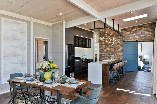 Cool Kitchen Lockwood Show Home Taupo Country Kitchen Other Download Free Architecture Designs Xaembritishbridgeorg