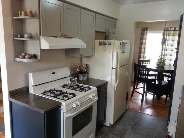 Kitchen - Eclectic - Kitchen - detroit - by Lowe's of Lyon Township, MI