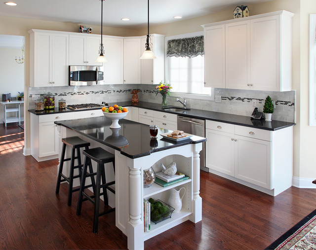 Houzz & Kitchen Magic Gallery - Traditional - Kitchen - Philadelphia - by ...