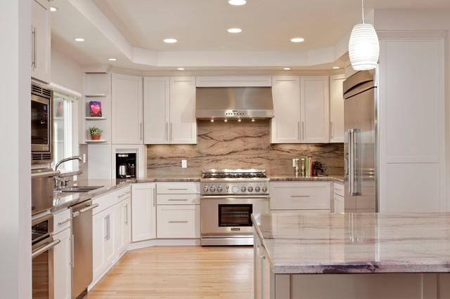 Kitchen - main view 2 contemporary-kitchen