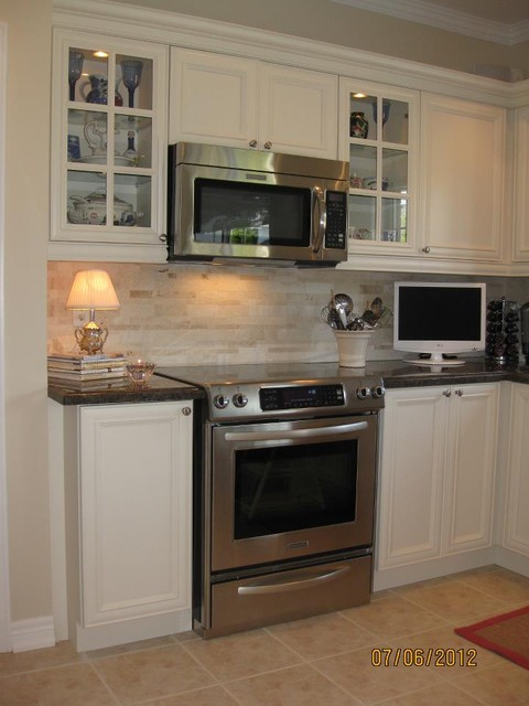 Kitchen Make Over Traditional Kitchen Toronto