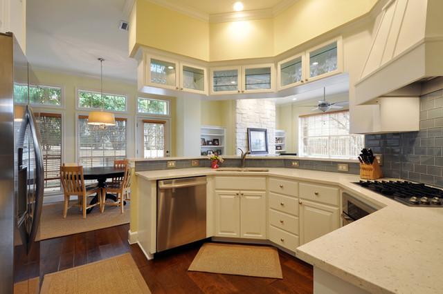 Kitchen Mini-Remodel traditional-kitchen
