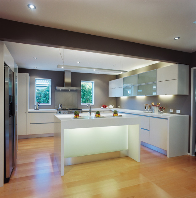 Classic Contemporary Kitchen kitchen modern classic