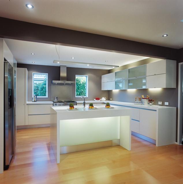 Kitchen modern classic