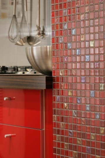 Kitchen Mosaic Tile contemporary kitchen tile
