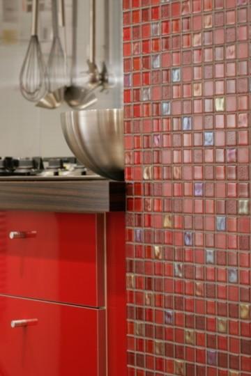 Kitchen Mosaic Tile contemporary-kitchen