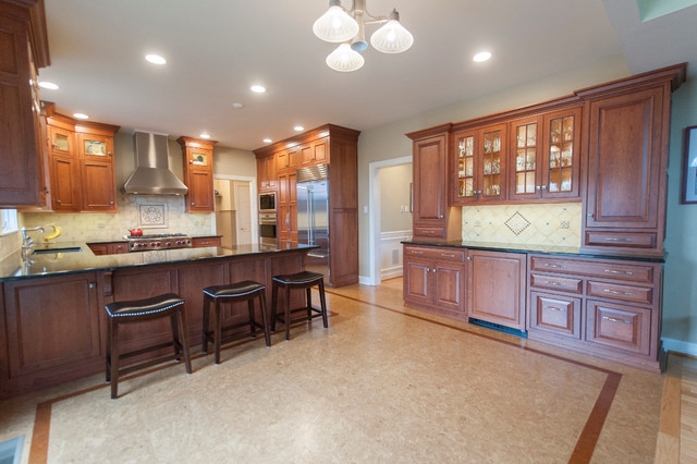 Kitchen, Mud Room & Laundry Remodel in West Chester, PA traditional-kitchen