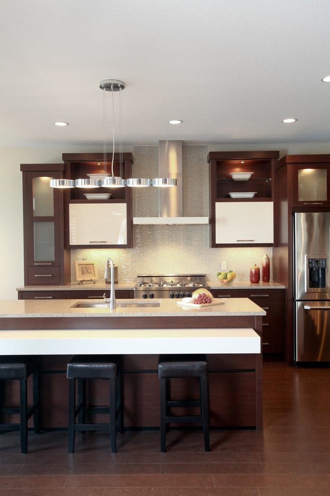 Kitchen - Contemporary - Kitchen - Burlington - by ...