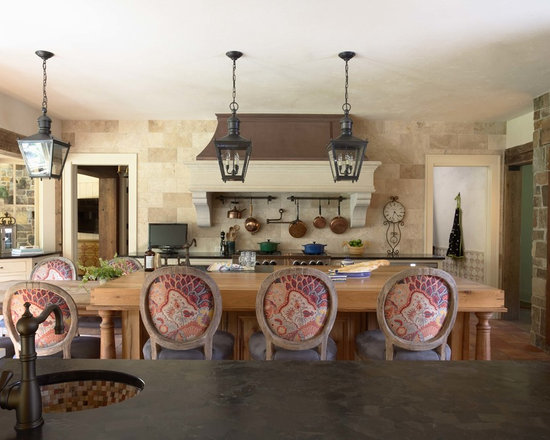 Kitchen traditional kitchen minneapolis contemporary dining table and kitchen design by philippe starck