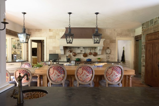 Kitchen - Traditional - Kitchen - Minneapolis - by Murphy & Co. Design