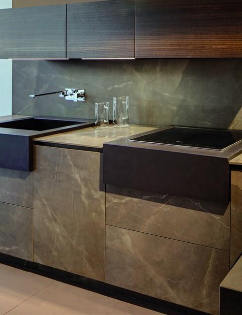 Kitchen neolith modern kitchen atlanta by stone center for Kitchen design 90501