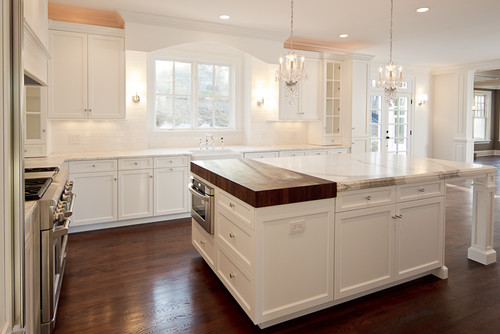 Where Did You Buy The Butcher Block Is That Marble Countertop