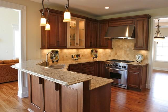 Kitchen New Construction, Richfield, OH #1 traditional-kitchen