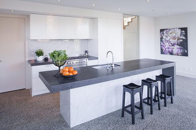 Kitchen New Zealand Modern Kitchen Los Angeles By Mal Corboy Design Houzz Au