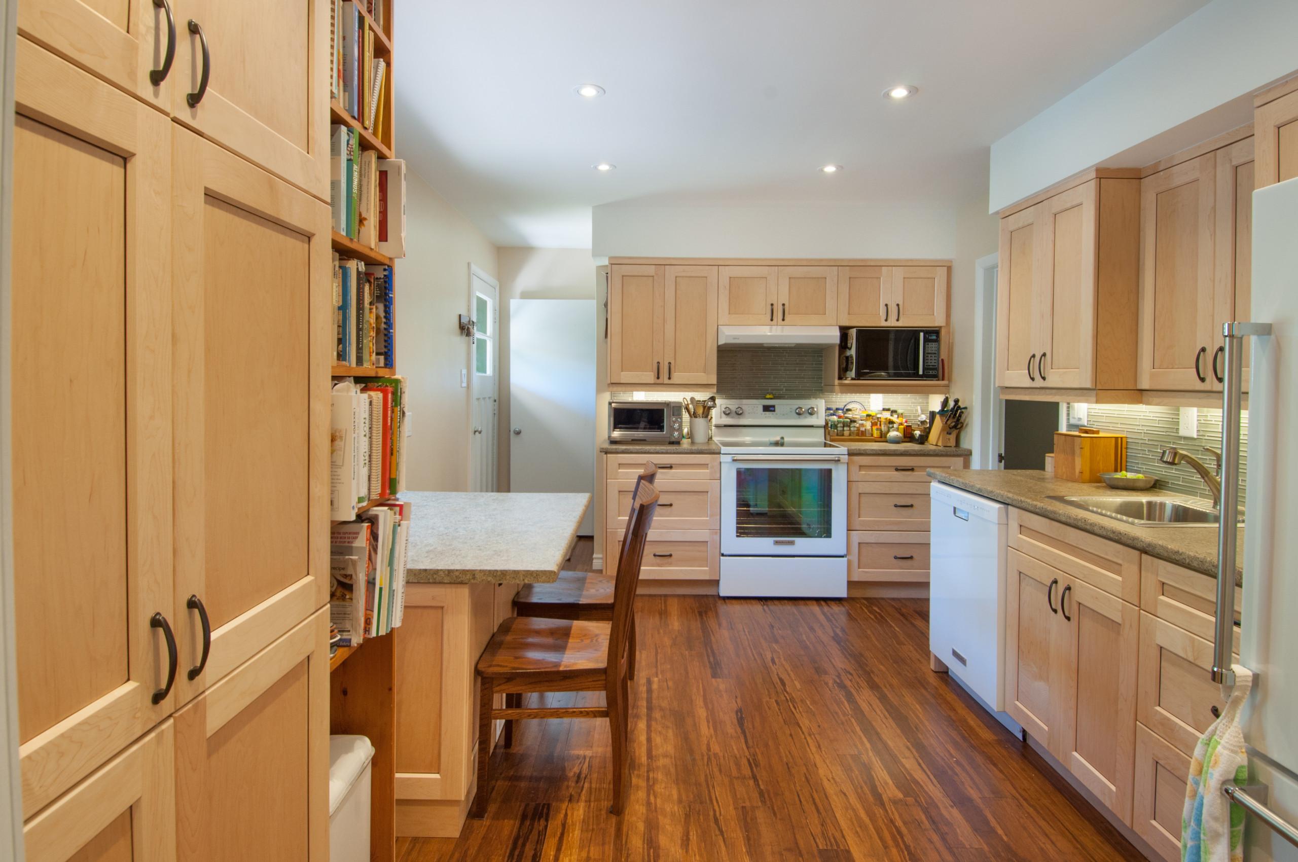 Kitchen Oak Crescent Burlington