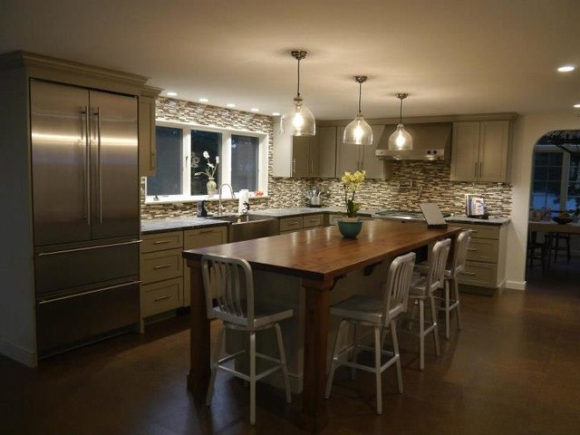 Kitchen Oasis Contemporary Kitchen Bridgeport By Design Consultants